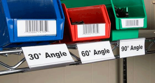 Angle-Vu Aigner Label Holders