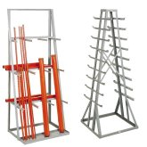 Bar and Pipe Racks from Rack Systems