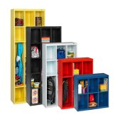 Cubby Lockers