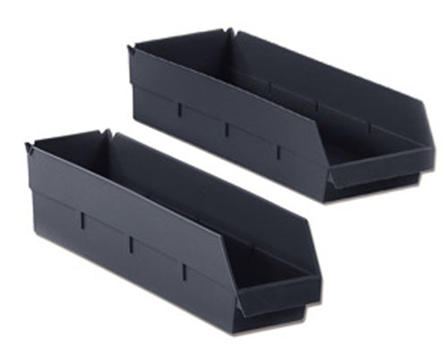 ESD-Safe Shelf Bins