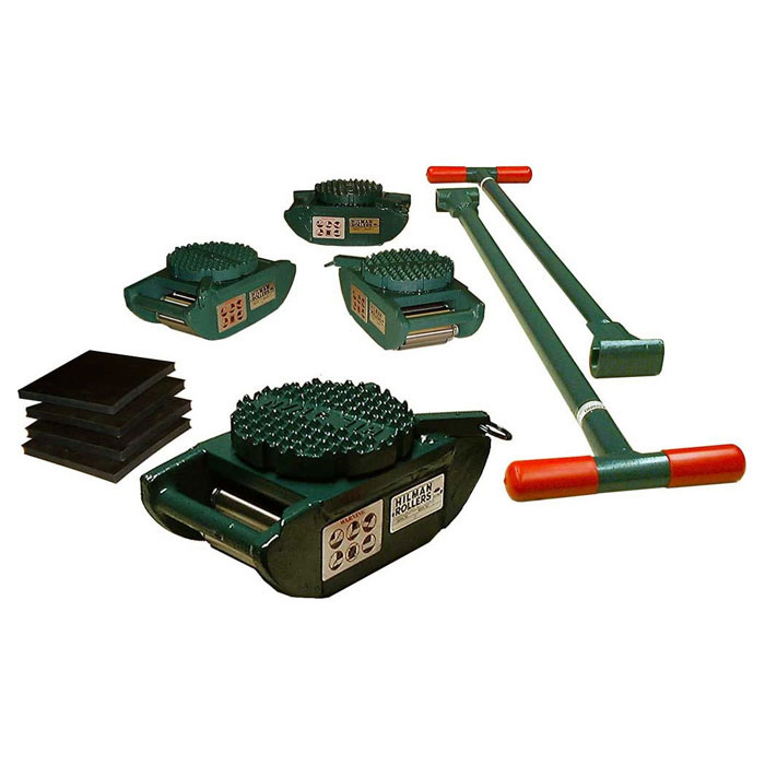Equipment Mover Kits and Sets