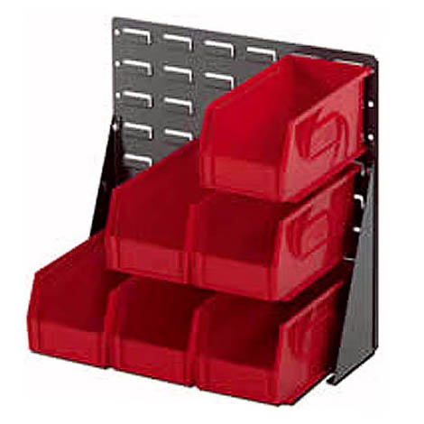 Wall Mount Bins Lewis