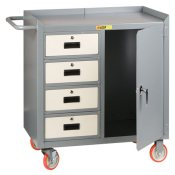 Mobile Bench Cabinet