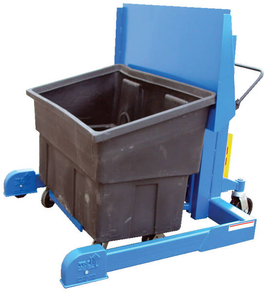 Multi-purpose Tote Dumpers