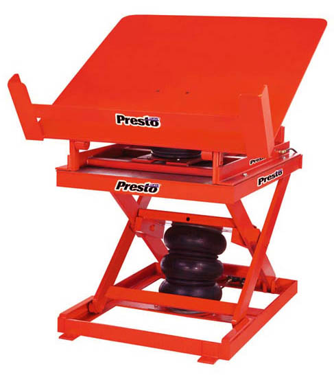 Presto Pneumatic Lifts