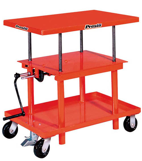 Presto Post Lift Tables