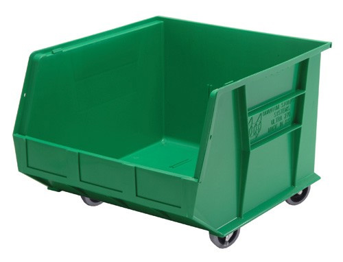 Premium Mobile Ultra Bins