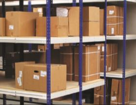 RIVET-SPAN Shelving Units