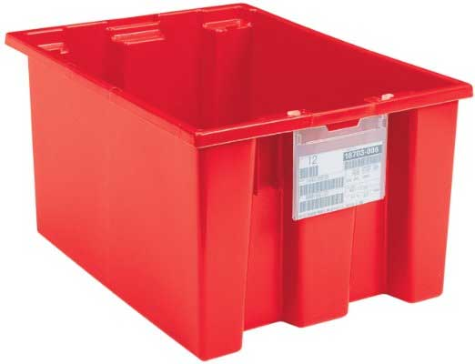 Plastic Totes and Containers