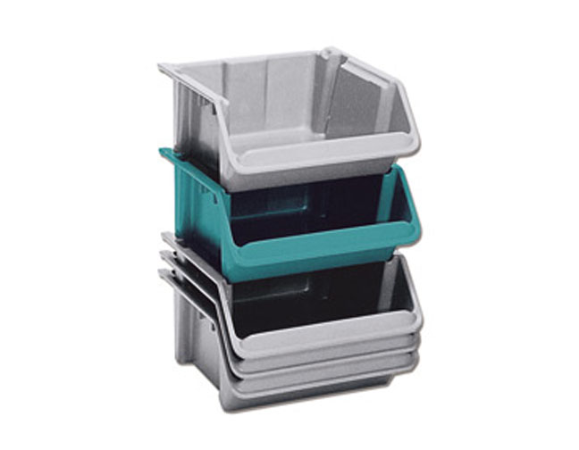 Heavy Duty Plexton Hopper Bins
