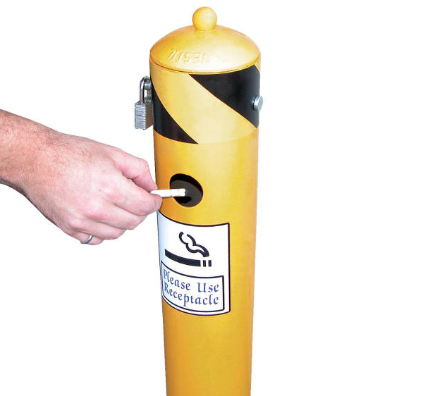 Smokers Bollards