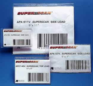 SuperScan Gold Aigne Label Holders
