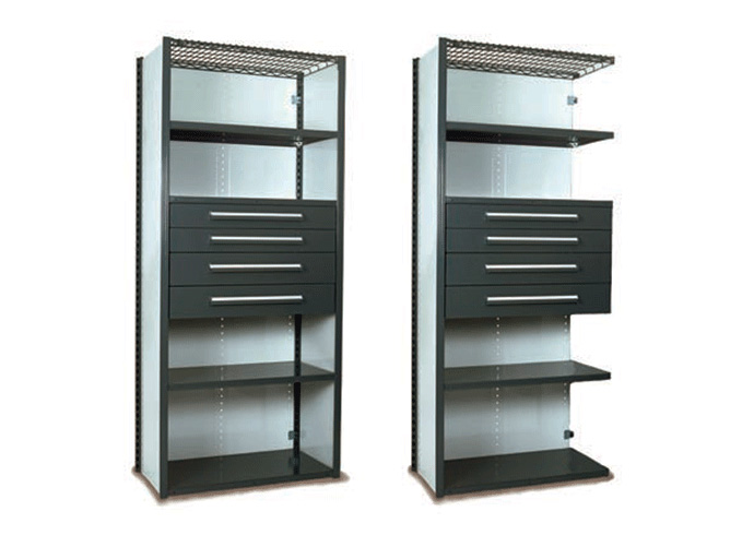 V-Grip Shelving