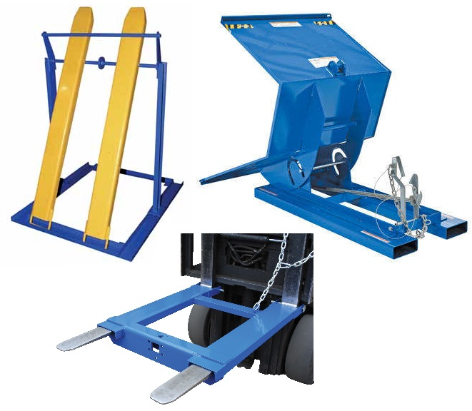 Vestil Fork Truck Attachments