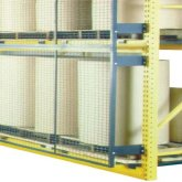 Wire Mesh Security Units
