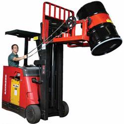 Drum Equipment - Drum Forklift Attachments
