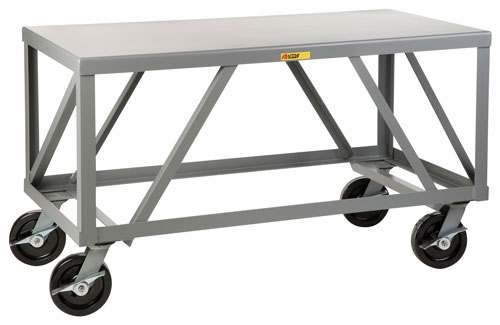 Extra Heavy Duty Mobile Table