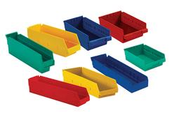 Lewis Shelf Bins