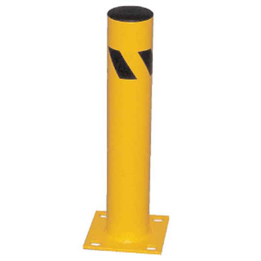Meco Omaha Steel Safety Bollards