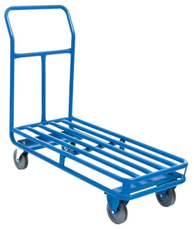 Stocking Platform Trucks