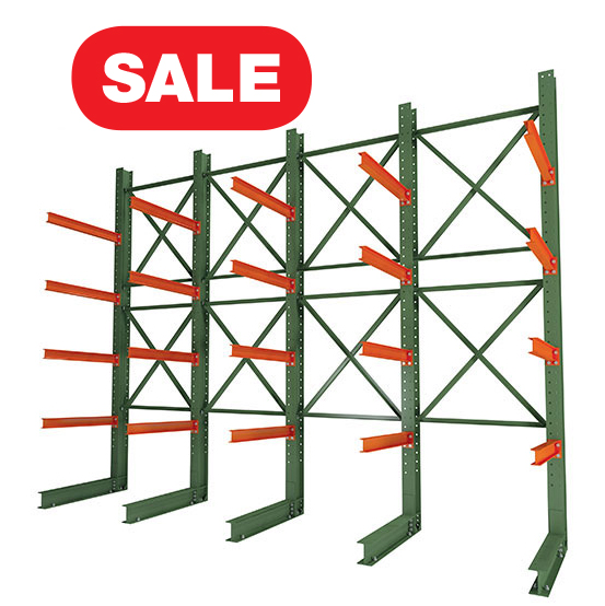 Hannibal Cantilever Racks