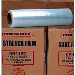 Stretch Wrapping Supplies