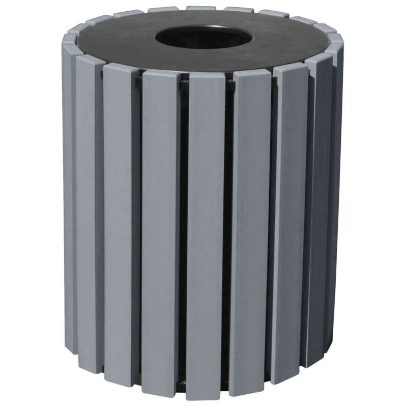 Trash Cans & Receptacles